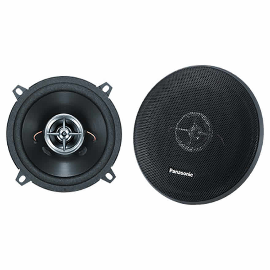 Panasonic 5 1/4-inch Two-Way Audio Speakers