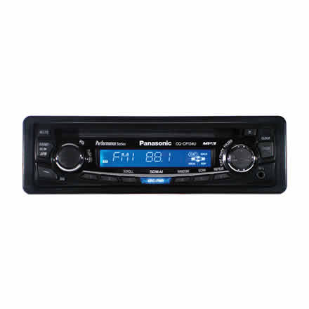 CD Player with 3.5mm Front Aux-In AM/FM/MP3