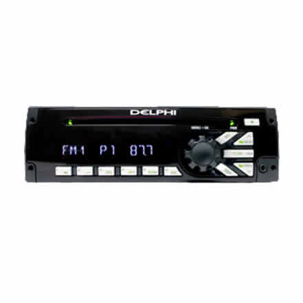 Heavy-Duty AM/FM/MP3/WMA CD Player with Weatherband