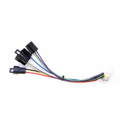 peterbilt radio wiring peterbilt radio wiring amp panasonic pp200768 harness for panasonic radio 2a/3a/2y ...