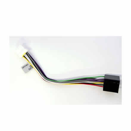 sony 16 pin wiring harness panasonic pp201070 harness for panasonic radio 16 pin iso ... panasonic 16 pin wire harness