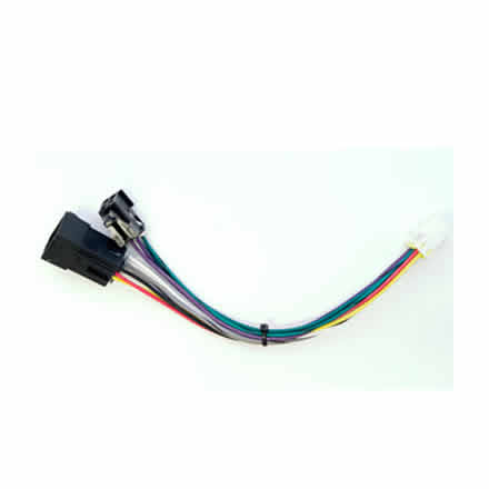 Harness for Panasonic Radio 16 PIN 3C Wiring – Kenworth T2000 &