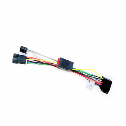 Harness for Delphi Radio 5A Wiring – Mack