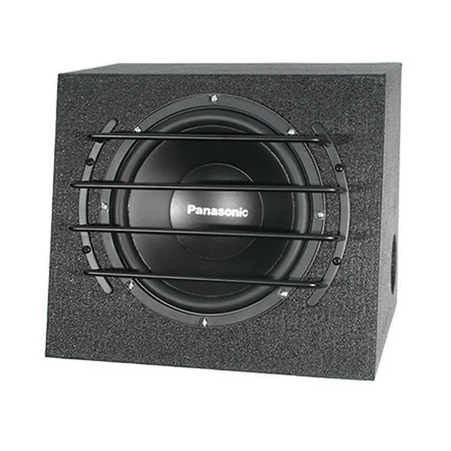 Panasonic 100-Watt Powered Subwoofer