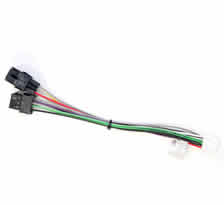 panasonic ppc00128 harness for panasonic radio 4a wiring Wiring Harness Diagram